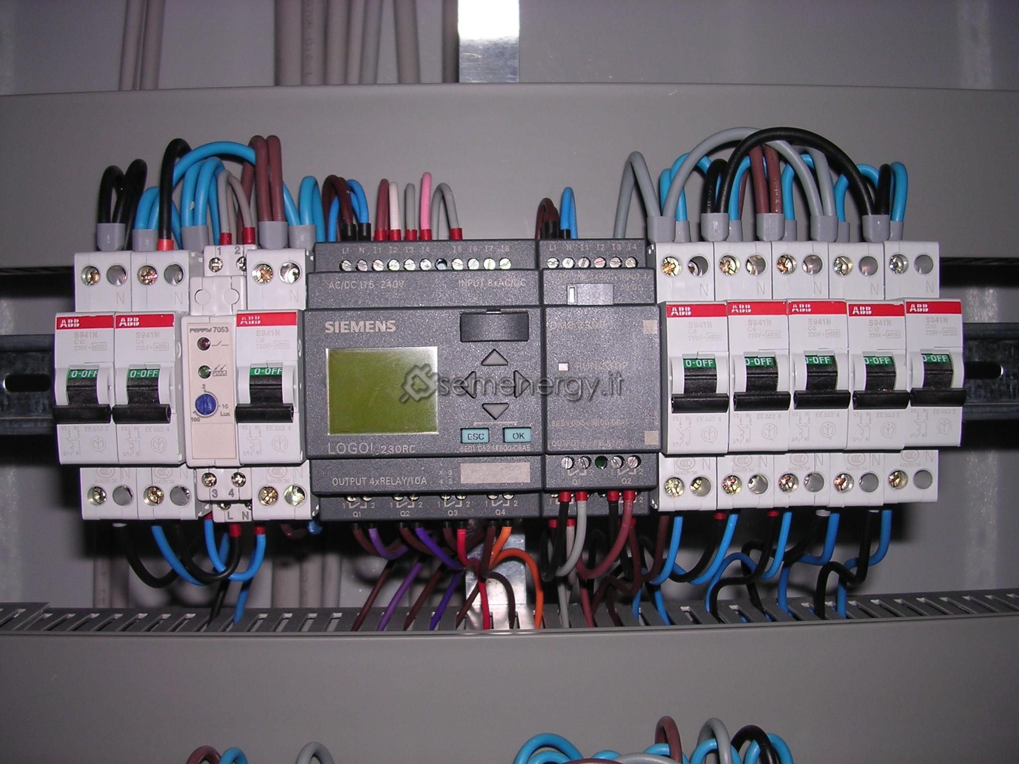 Schema Di Cablaggio Plc : Cablaggio centralino elettrico le ultime idee sulla casa